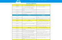 Програма конференції